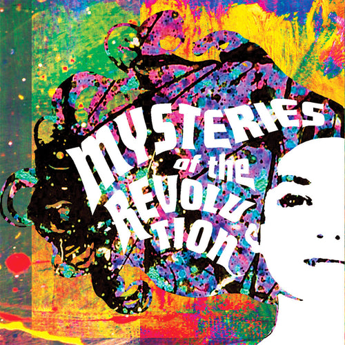 Mysteries of the Revolution 'Mysteries of the Revolution' (CD)