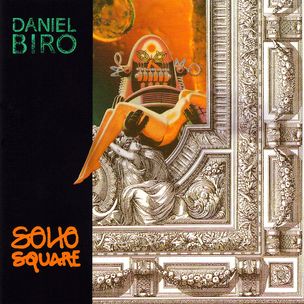 Daniel Biro 'Soho Square' (CD)