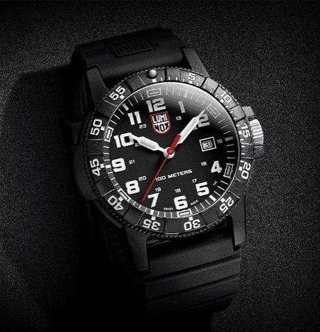 The New Essential Gear! Luminox Leatherback Sea Turtle