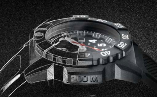 The Creative Process of Designing the Luminox Navy SEAL 3500