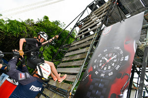 About Luminox Code Red Survival Course Station 2