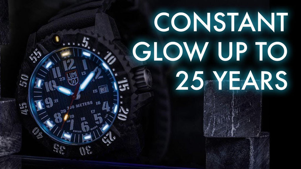 Luminox: Luminox Light Technology