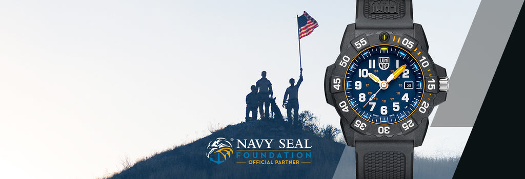 Luminox X Navy SEAL Foundation