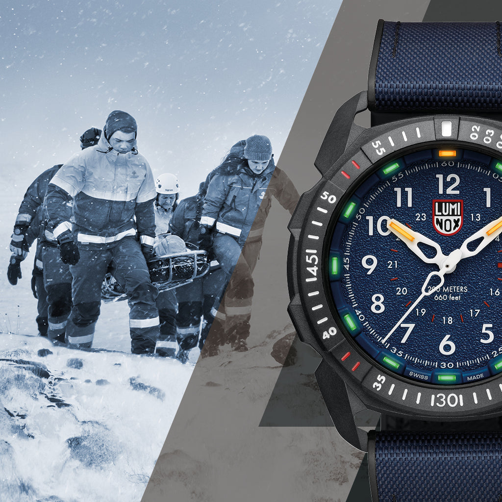 Luminox: ICE-SAR 1003.ICE