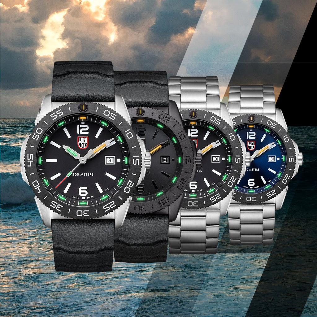 Luminox: Pacific Diver Series!