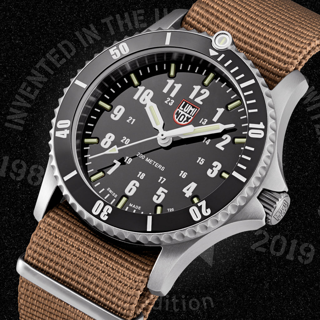 Celebrating 30 years of Luminox - Luminox Sport Timer 0900 Series – 30th Anniversary Limited Edition