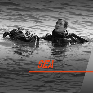 Luminox X Bear Grylls - Conquering the SEA