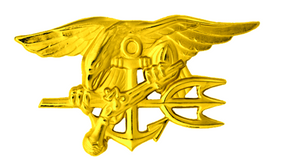 What does the Navy SEAL trident mean?