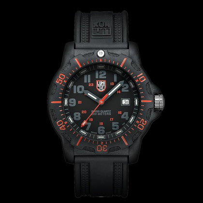 LUMINOX NAVY SEAL ANNIVERSARY BLACK OPS 8800