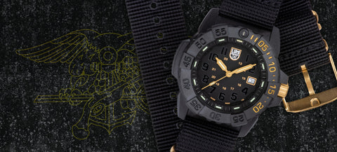 Luminox 3500 Gold Set Limited Edition header