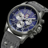 Atacama Field Chrono Alarm Series - 1843