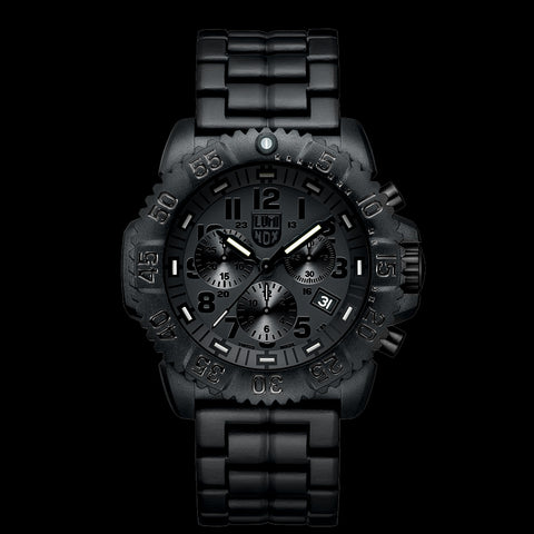 NAVY SEAL COLORMARK CHRONOGRAPH - 3082.BO