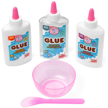 KSC Glue & Bowl Bundled Set