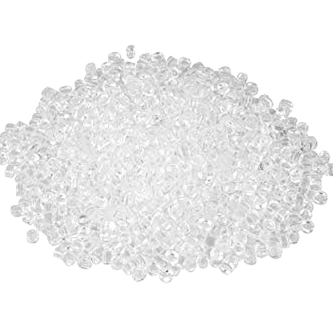 Clear Sugar Beads 12 oz Bag
