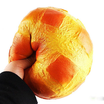 Jumbo Melon Pan Bread Squishy