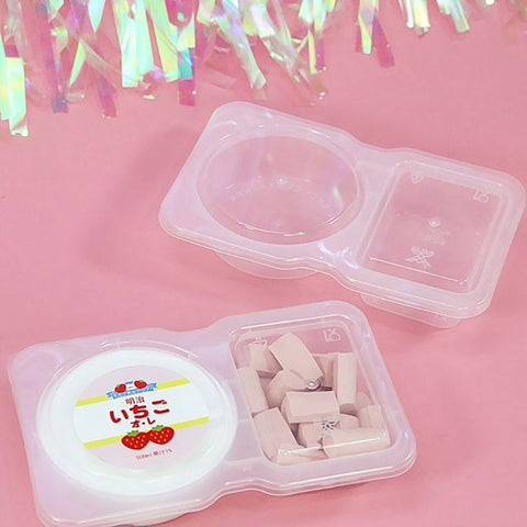 Rectangle Double Dip Storage Container