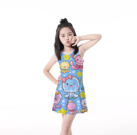 Shelly the Jelly & Friends Dress