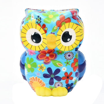 Groovy Cute Owl Squishy