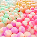 High Quality Pom Pom Mochi Balls