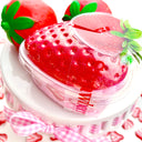 Strawberry Fluff Cake 2-Slimes-In-1