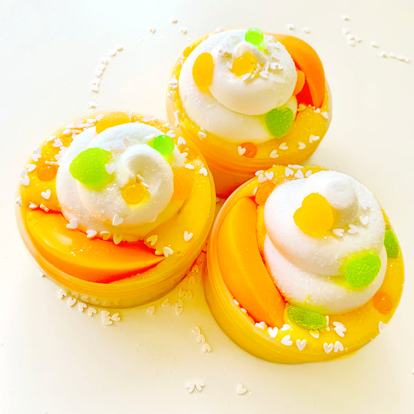 Yubari Melon Jelly Custard Slime