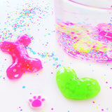PAW-SOME Puppy Paws Clear Slime