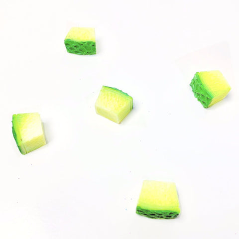 Cucumber / Honeydew Chunk Charms