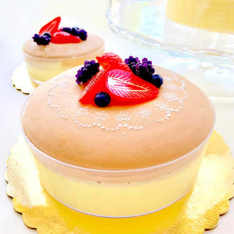 Japanese Cheesecake Clay Slime Kit