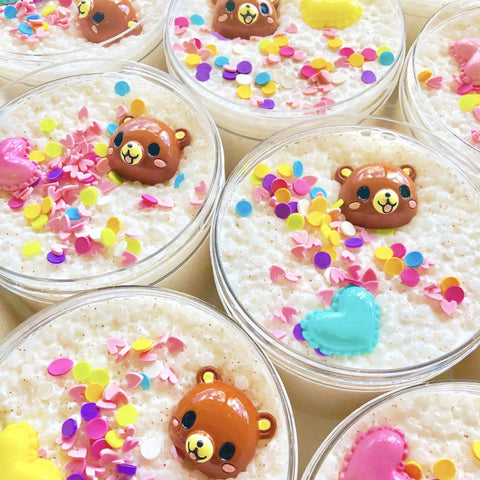 Beary Thicky Rice Pudding Slime