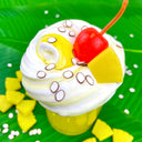 Pineapple Milk Dalgona Slime Kit