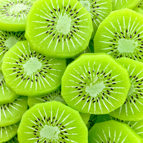 Soft Whole Kiwi Slice Charms