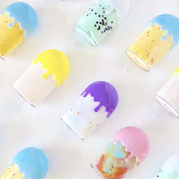 Ice Cream Slime Collection