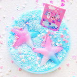 Arctic Starfish Floam Slime