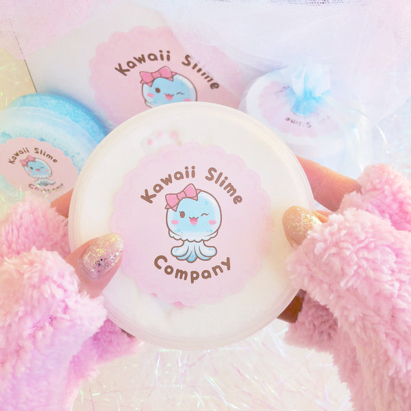 Kawaii Slime Holiday Gift Box