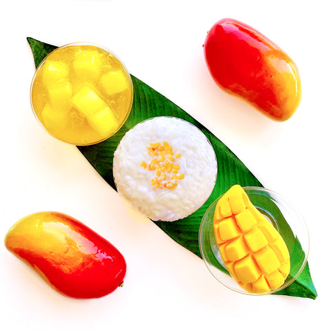 Mango Sticky Rice Slime Kit