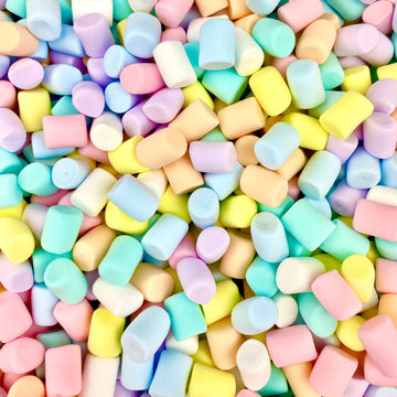 Mini Marshmallow Clay Charms