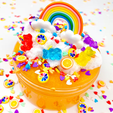 Rainbow Julius Sorbet Slime Kit
