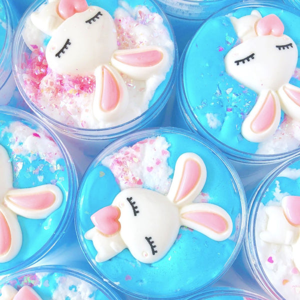 Love Bunny Fluff Limited Edition Slime