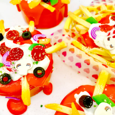 Pizza Fries DIY Slime Kit