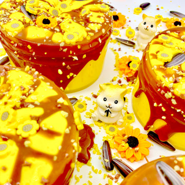 Sunflower Toffee Treats Butter Slime
