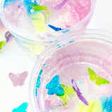 Aura Unicorn Clear Slime
