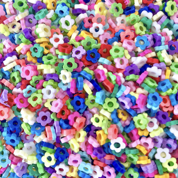 Fun Flower Ring Sprinkles