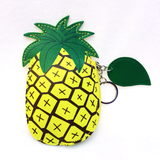 Pineapple Keychain Coin Purse
