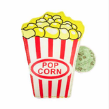 Popcorn Keychain Coin Purse