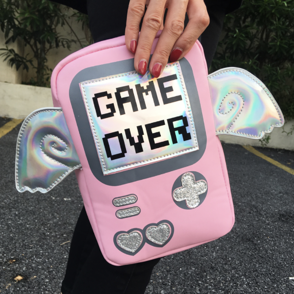 Game Over Cross Body Bag