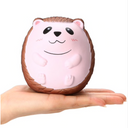 Cute Pink Hedgehog Squishy