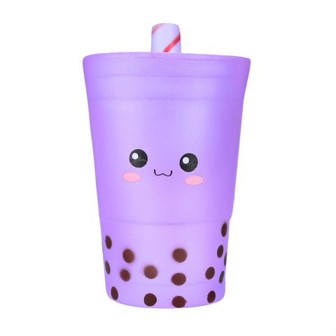Bubble Tea Boba Squishy