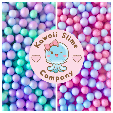 Mermaids & Unicorns Foam Bead Blends