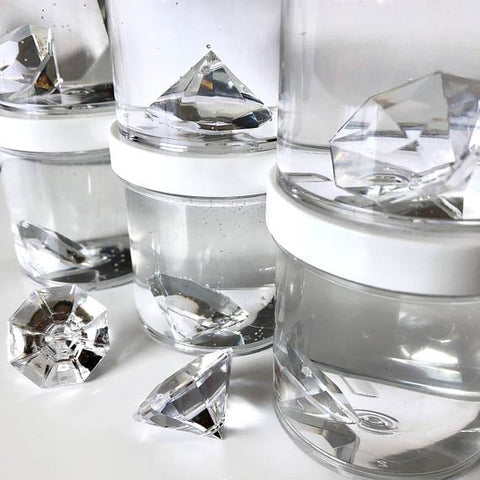 Diamond Clear Thick Clear Slime