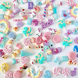 Kawaii Style 100 Pieces Charm Box